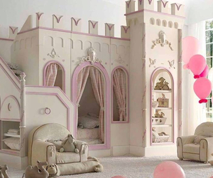 princess, room, and castle image