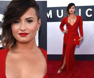 demi lovato, vma, and demi image