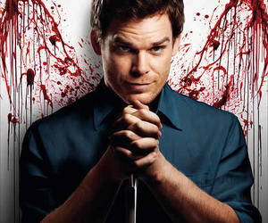 Dexter and blood image