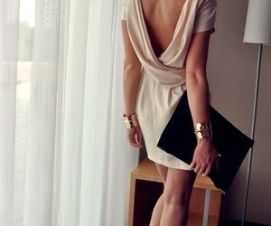 classy, dress, and classe image