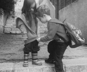 children, sweet, and cute image