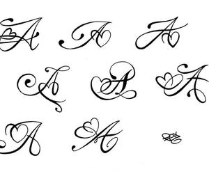 caligraphy, flash, and caligraphy e image