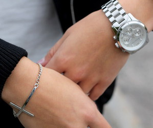 accessory, watch, and bracelet image