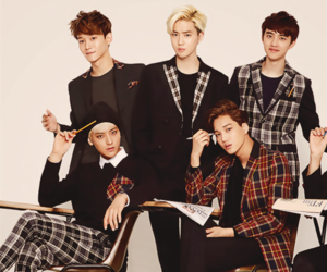 exo, kai, and tao image