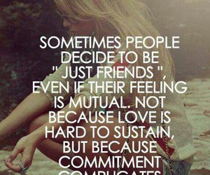 commitment and love image