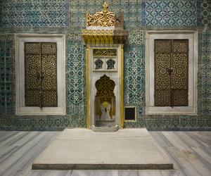architecture, harem, and istanbul image