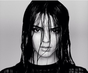 kendall jenner, model, and jenner image