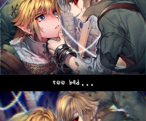 ben drowned, creepypasta, and link image