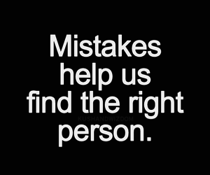 mistakes and life image