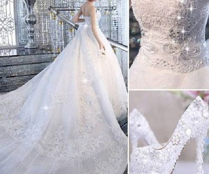 dress and married image