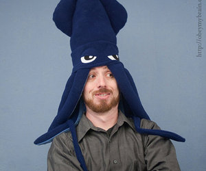 hat, octopus, and tentacles image