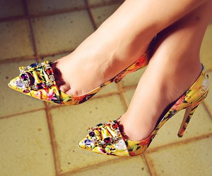 elegance, high heels, and it girl image