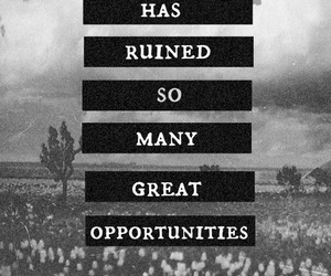quote, shyness, and opportunity image