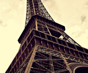 architecture, eiffel tower, and expo image