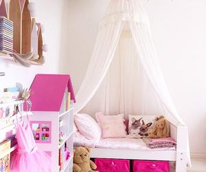 baby, girl, and home image