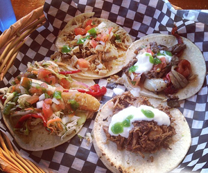 vancouver, food delivery, and taco delivery image