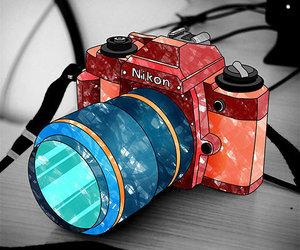 art, photography, and camera image