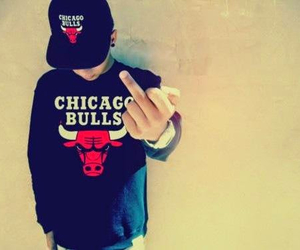 chicago bulls, bulls, and swag image