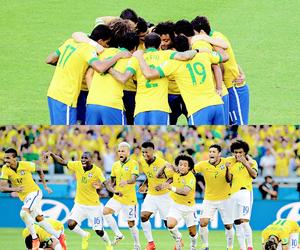 brasil, brazil, and david luiz image