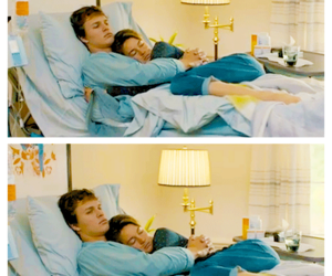 love, the fault in our stars, and hazel image