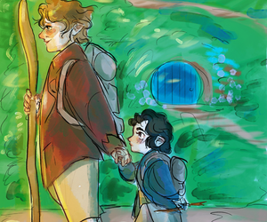 bilbo and frodo image