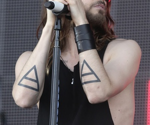 jared leto, sexy, and tattoo image