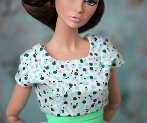 barbie, black, and cool image