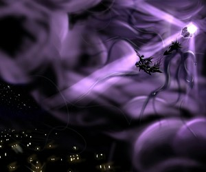 MLP, princess of darkness, and night image