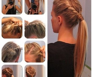 beauty, hair, and braids image