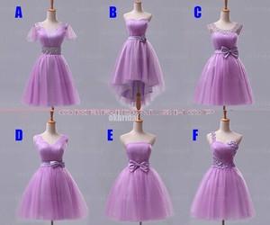 bow, bridesmaid, and wedding image