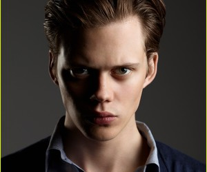 bill skarsgård, roman godfrey, and hemlock grove image