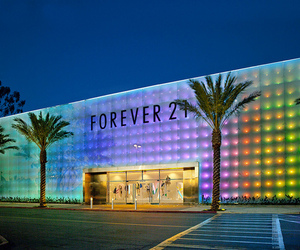 forever 21, shop, and shopping image