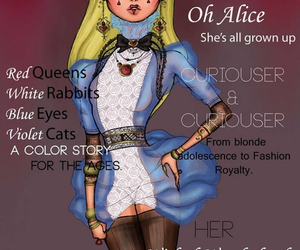 vogue, alice, and disney image