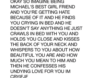 imagine, 5sos, and michael clifford image