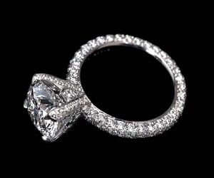 diamond, big, and shiny image