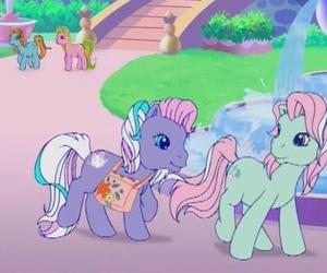 my little poney, ファンシー, and メルヘン image