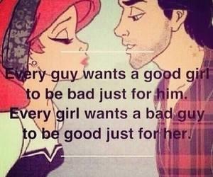 love and good girl image