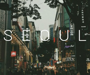 seoul, korea, and south korea image