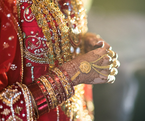 indian and wedding image