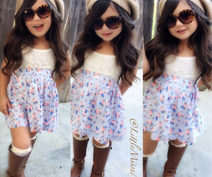fashion, fashion kids, and cute image