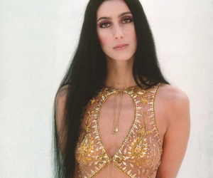 cher, fashion, and singer image