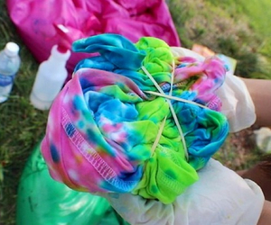 tumblr, quality, and tie dye image