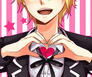 anime and uta no prince sama image