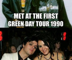 green day and adrienne armstrong image