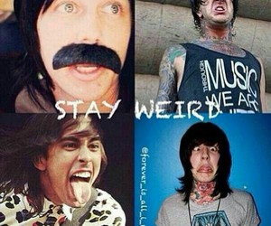 bands, oli sykes, and vic fuentes image