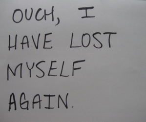 lost, quotes, and Sia image