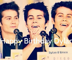 baby, dylan, and happy birthday image