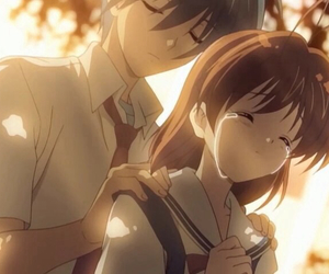 anime, clannad, and tomoya image