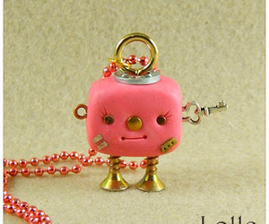 charm, clay, and golden image