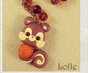 brown, polymer, and squirrel image